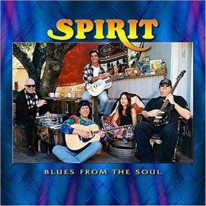 Spirit Blues from the Soul album cover