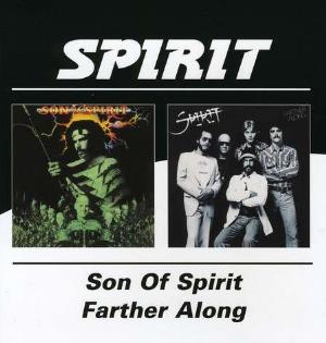 Spirit - Son Of Spirit /Farther Along CD (album) cover