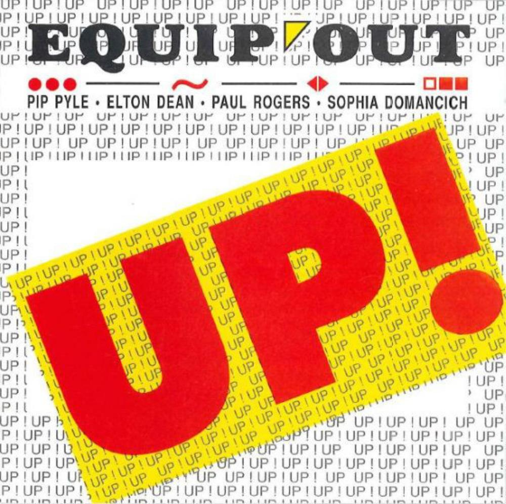 Pip Pyle Equip' Out: Up! album cover