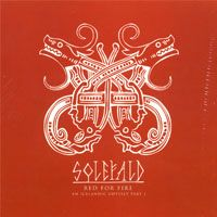 Solefald Red for Fire : An Icelandic Odyssey Part 1 album cover