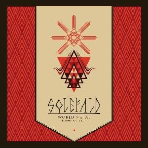 Solefald World Metal. Kosmopolis Sud album cover