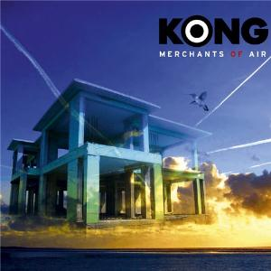 Merchants Of Air by KONG album cover