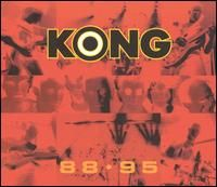 Kong Best of Kong: 1988-1995 album cover