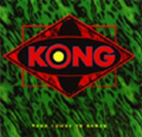 Kong - Push Comes To Shove CD (album) cover