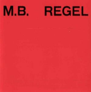 Regel by BIANCHI, MAURIZIO album cover