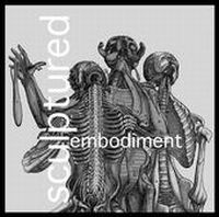 Sculptured - Embodiment CD (album) cover