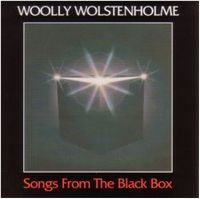 Woolly Wolstenholme's Maestoso Songs From The Black Box album cover