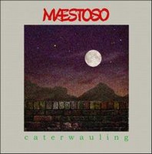 Woolly Wolstenholme's Maestoso - Caterwauling CD (album) cover