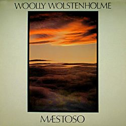 Woolly Wolstenholme's Maestoso - Mæstoso CD (album) cover
