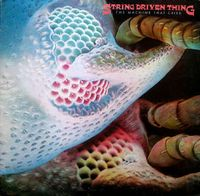 String Driven Thing The Machine That Cried album cover