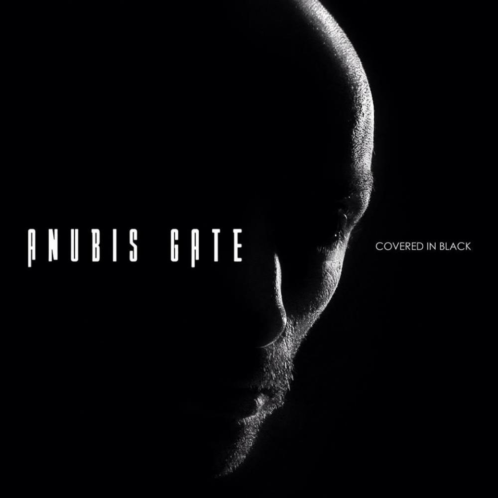 Covered in Black by ANUBIS GATE album cover