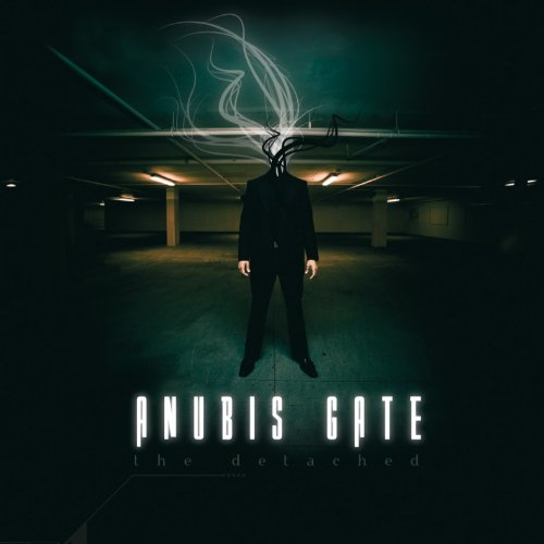 Anubis Gate - The Detached CD (album) cover
