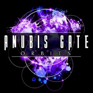 Anubis Gate Orbits album cover