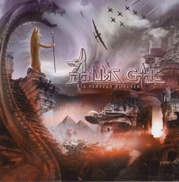 A Perfect Forever by ANUBIS GATE album cover