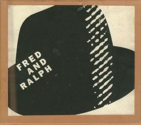 Fred Frith Fred and Ralph album cover
