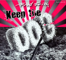 Fred Frith - Keep the Dog - The House That We Lived In CD (album) cover