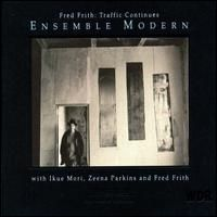 Fred Frith - Traffic Continues CD (album) cover