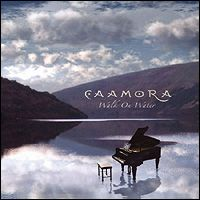 Walk on water by CAAMORA album cover