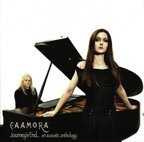 Caamora - Journey's End... An Acoustic Anthology CD (album) cover