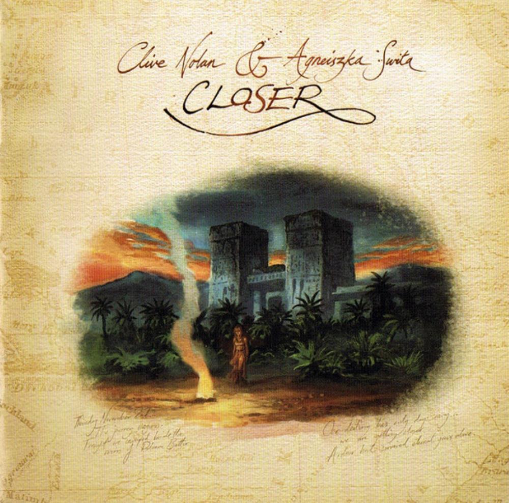 Closer by CAAMORA album cover