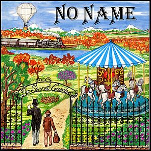 No Name / The No Name Experience - The Secret Garden  CD (album) cover