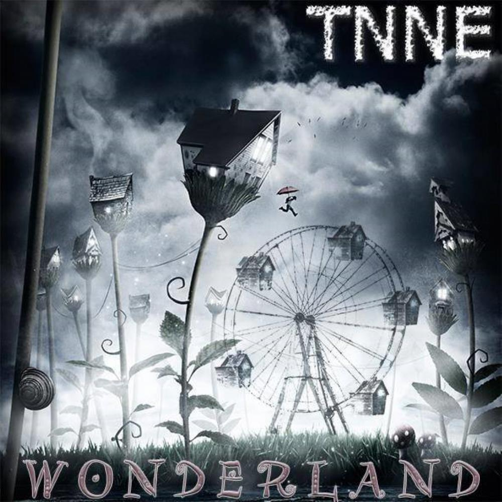 No Name / The No Name Experience - TNNE: Wonderland CD (album) cover