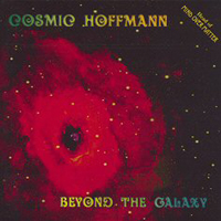 Beyond the Galaxy by COSMIC HOFFMANN album cover