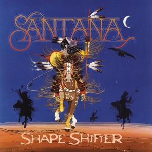 Santana Shape Shifter album cover