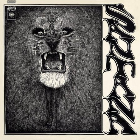 Santana - Santana CD (album) cover