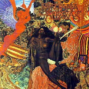 Santana - Abraxas CD (album) cover