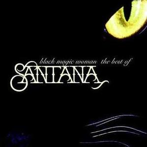 Santana - Black Magic Woman, The Best Of CD (album) cover