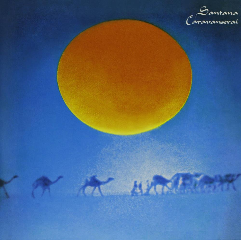 Caravanserai by SANTANA album cover
