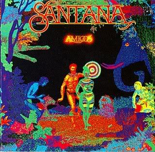 Santana - Amigos CD (album) cover