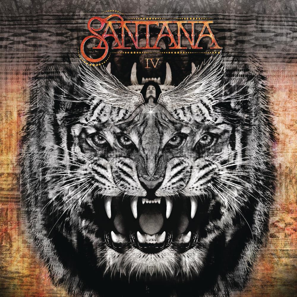 Santana IV by SANTANA album cover