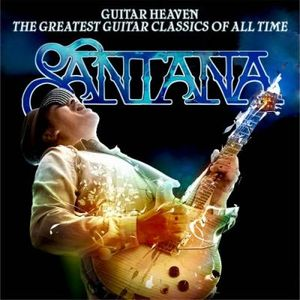 Santana - Guitar Heaven CD (album) cover