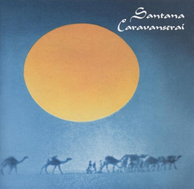 Santana - Caravanserai CD (album) cover