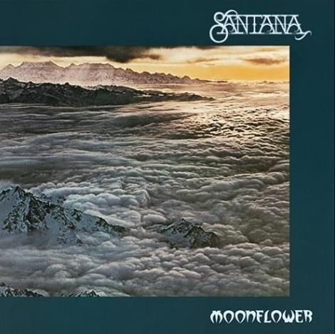 Santana - Moonflower CD (album) cover