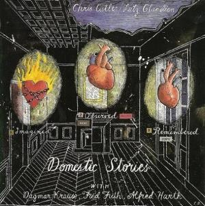 Domestic Stories (with Lutz Glandien) by CUTLER, CHRIS album cover