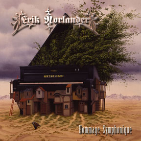 Hommage Symphonique by NORLANDER, ERIK album cover