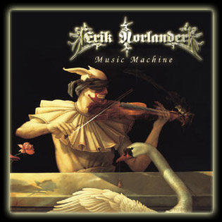 Erik Norlander - Music Machine CD (album) cover