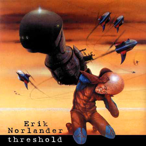 Threshold by NORLANDER, ERIK album cover