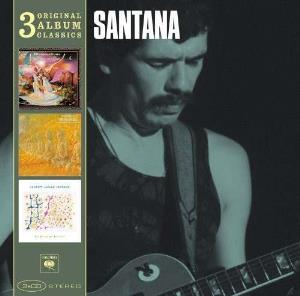Carlos Santana Original Album Classics (Illuminations...) album cover