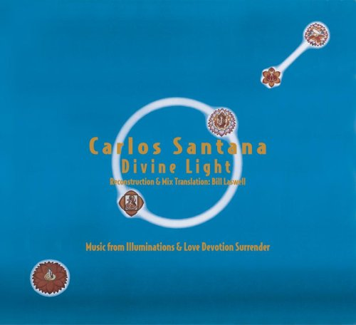Carlos Santana - Carlos Santana, Divine Light (reconstruction and remix by Bill Laswell) CD (album) cover