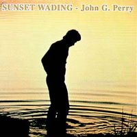 John G. Perry - Sunset Wading CD (album) cover