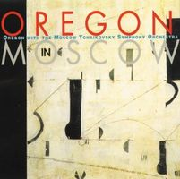 Oregon Oregon in Moscow (Oregon with the Moscow Tchaikovsky Symphony Orchestra) album cover