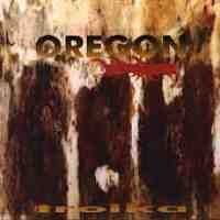 Oregon - Troika CD (album) cover
