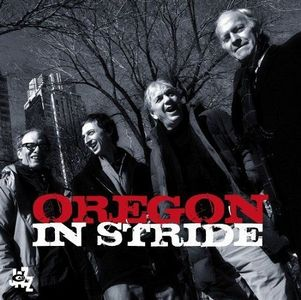 Oregon - In Stride CD (album) cover