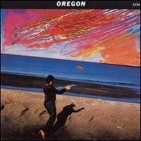 Oregon Oregon album cover