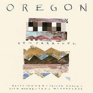 Oregon 45th Parallel album cover