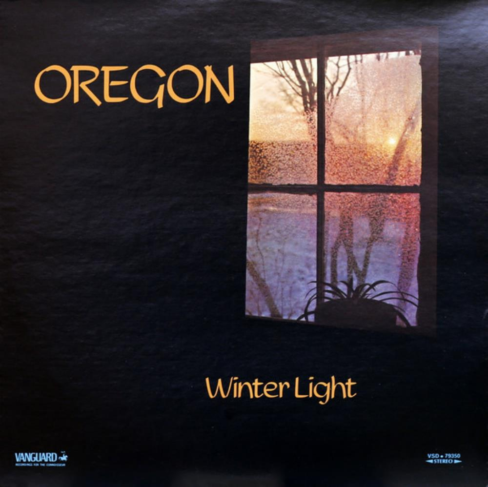 Winter Light by OREGON album cover